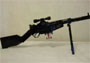 Sniper Lego : une replique de sniper fabriquee avec des Legos et qui tire pour de vrai !