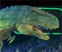 Des dinosaures sur le plateau d une emission de tele allemande :o