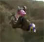 Travis pastrana fait un backflip sur un tricycle :o