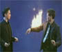 Tour de magie de Barry et Stuart avec des cigarettes