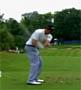 Trou en un incroyable au golf a l open du Canada