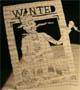 Belle petite animation en papier sur le theme du Western