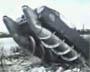 Un tank russe de la guerre froide qui passe partout :o