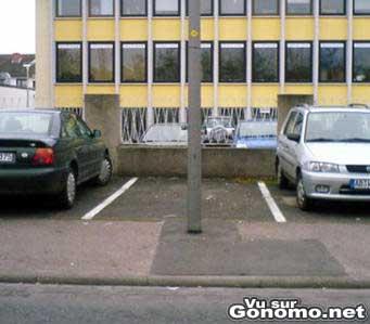dumb parking voiture car