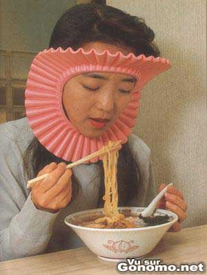 Une invention a la con venue du japon