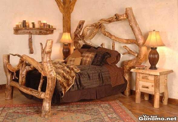 Du mobilier de chambre a coucher naturel que vous ne - Soldessites de mobilier design ne pas louper ...