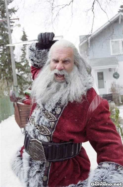 This is Santa ! :)
