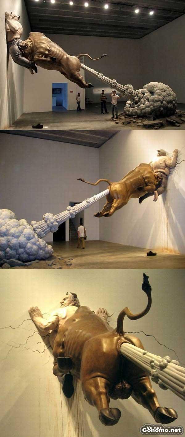 Ca c est de l art qui claque !
