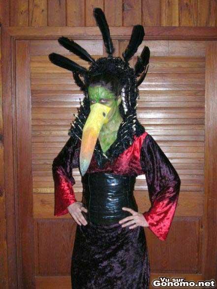 Un deguisement qui fait peur s very strange - Deguisement qui fait peur ...