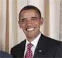 Obama a toujours le meme sourire sur les photos ! C est fou ca !