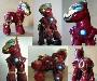 Mon Petit Poney version Iron Man, les garcons aussi peuvent maintenant jouer avec leur Petit Poney