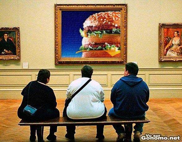 Visite culturelle et culinaire. Enfin on prefererait le manger que le voir ...