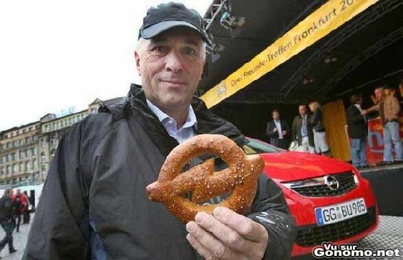 Oh un donuts Opel :)