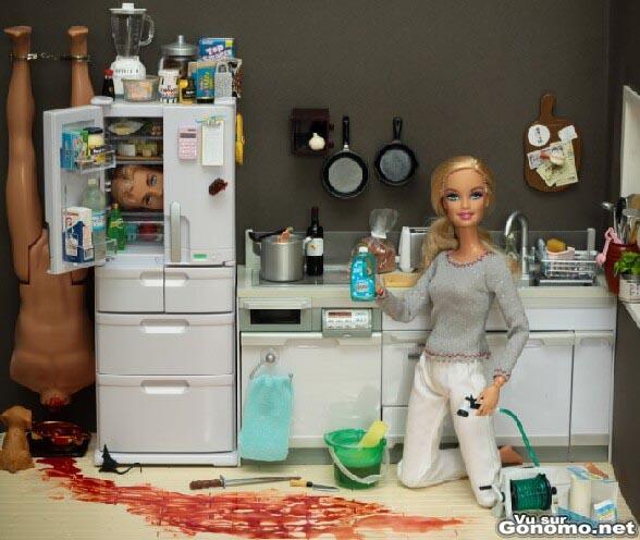 Barbie a tue Ken : la celebre poupee s est debarrassee de son acolyte blond