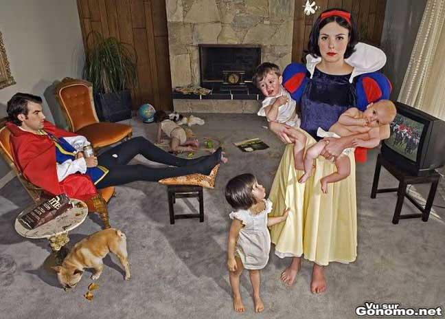 Blanche Neige en vrai : ils vecurent heureux et eurent beaucoup d enfants ...