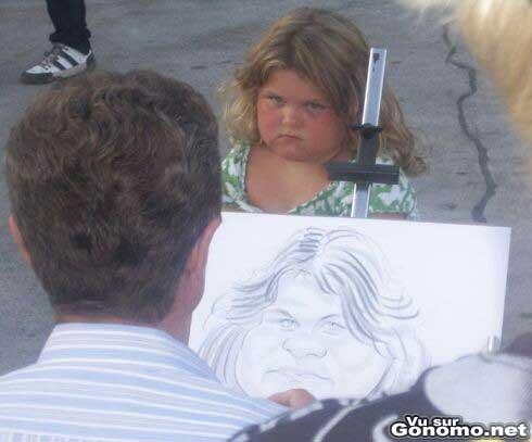L originale est deja une caricature ... :p