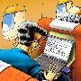 Dessin humoristique : un nouveau peripherique a ete detecte sur votre ordinateur ...