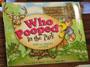 Livre pour enfants original et surement ludique lol. Mais qui a fait caca dans le parc ?