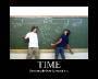 Le temps, certains en ont trop !
