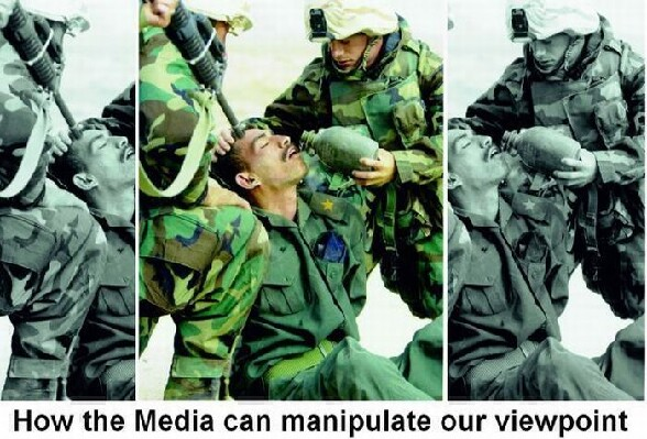 Voila comment les medias peuvent manipuler notre point de vue