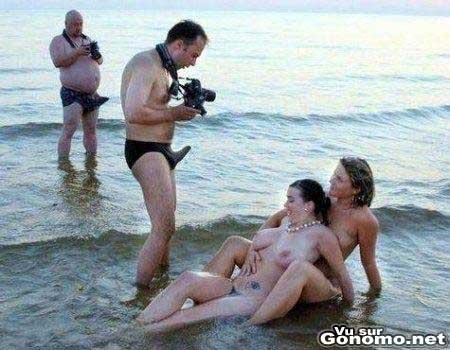 Des photographes en erec .. action !