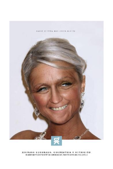 Paris Hilton a pris un coup de vieux !