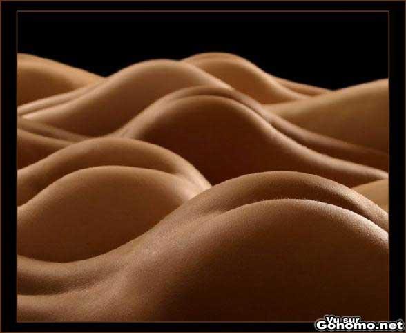 Des dunes de fesses :p