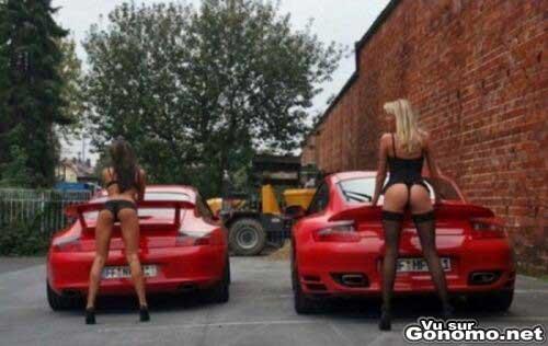 Quel package choisiriez vous ? Celui avec la blonde ou celui avec la brune :p