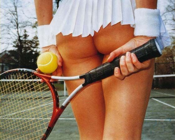 Une petite partie de tennis ... et plus si affinites :p
