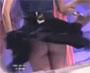 La presentatrice, actrice et model espagnole Pilar Rubio sans culotte en direct !