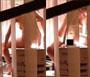 Secretaire nue : une secretaire qui fait du rodeo sur la photocopieuse completement nue !