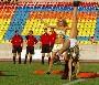 L entrainement des pom pom girl n est pas pour deplaire aux arbitres :p