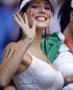 Supportrice italienne ou mexicaine : parfois le spectacle est mieux dans les gradins que sur le terrain