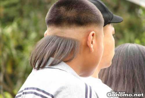 Une coupe de cheveux tres tres pourrie :s